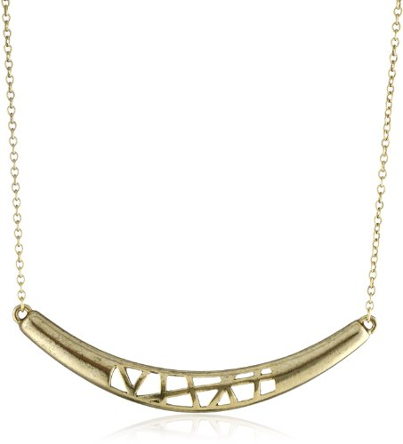 Low Luv by Erin Wasson Cage Collar Necklace