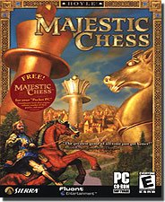 New Fluent Entertainment Majestic Chess Powerful And Entertaining Personal Computer Chess Game