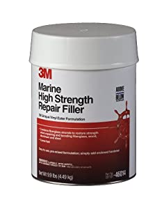 3M Marine High Strength Repair Filler (1 Gallon) by 3M