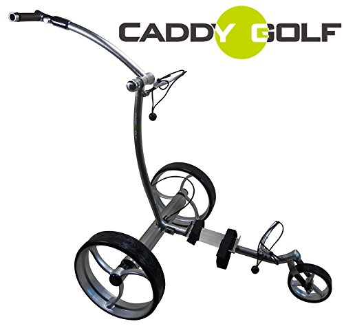 elektro golf trolley edelstahl storeamore. Black Bedroom Furniture Sets. Home Design Ideas