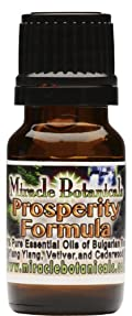 Prosperity Formula (100% Pure Essential Oil Blend)