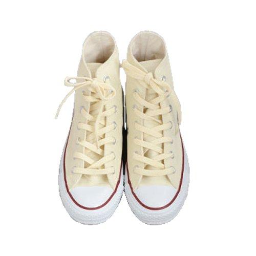 (コンバース)CONVERSE キャンバスオールスターHI 4.5(23.5cm) ホワイト(col.m9162) allstar-hi-4h-m9162-white