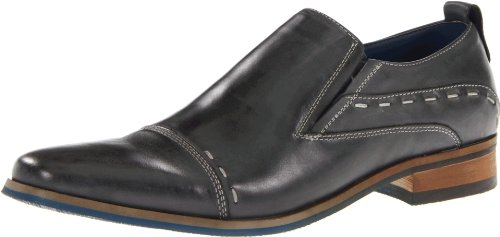 Steve Madden Men's Caddee Loafer,Grey,10 M US