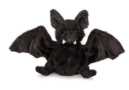 "Ganz Webkinz Bat 8.5"" Plush, Black"