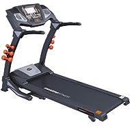 Get Maxima Fitness MF-2000-VitesseXTR Auto Incline Folding Treadmill (Home Use) - Black/Grey Large Comparison-image