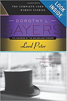 Lord Peter: The Complete Lord Peter Wimsey Stories read online
