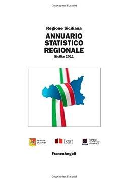 Cover Annuario statistico regionale. Sicilia 2011