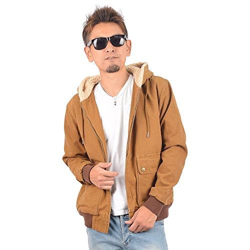 (ビラボン) BILLABONG メンズジャケット AF012-760 KHA L