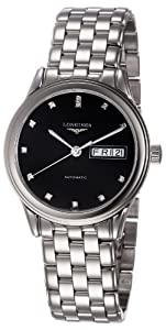 NEW LONGINES FLAGSHIP MENS WATCH L4.799.4.57.6