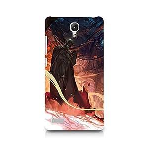 TAZindia Designer Printed Hard Back Mobile Case Cover For Xiaomi Redmi Note