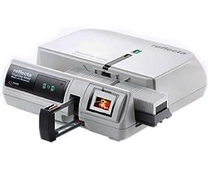 Reflecta DigitDia 6000, USB 2.0 grey 5000x5000 dpi, CCD, 48-Bit, 65660 (5000x5000 dpi, CCD, 48-Bit)
