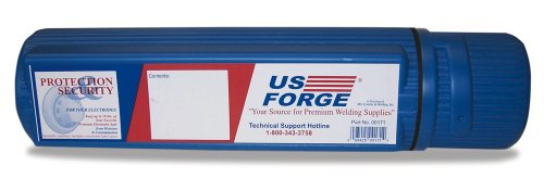 US Forge 171 Rod Storage Container, Blue