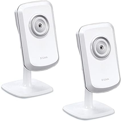 D-Link DCS-930L Wireless IP Camera (Pack Of 2)