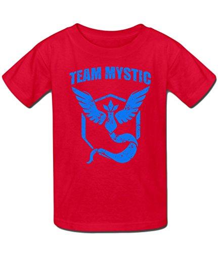 Ljcnr -  T-shirt - ragazzo Red L