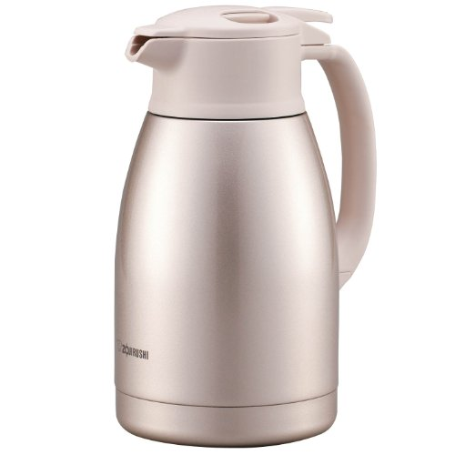 Zojirushi Stainless Steel Pot 1.5L Pink Silver (SH-HA15-PF) (Thermal Carafe Pink compare prices)