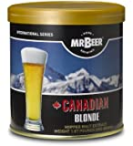 Mr. Beer Canadian Blonde Home Brewing Beer Refill Kit