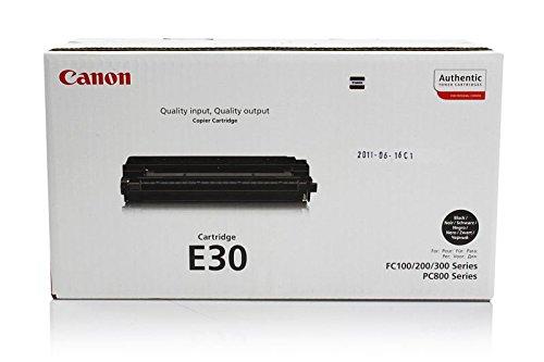 Canon FC 200 S - Original Canon 1491A003 / E30 - Cartouche de Toner Noir -