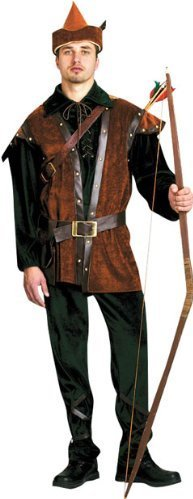 Deluxe Robin Hood Costume- Theatrical Quality
