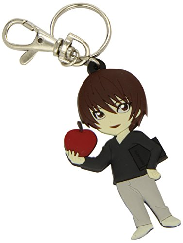 Death Note Light Chibi PVC Portachiavi