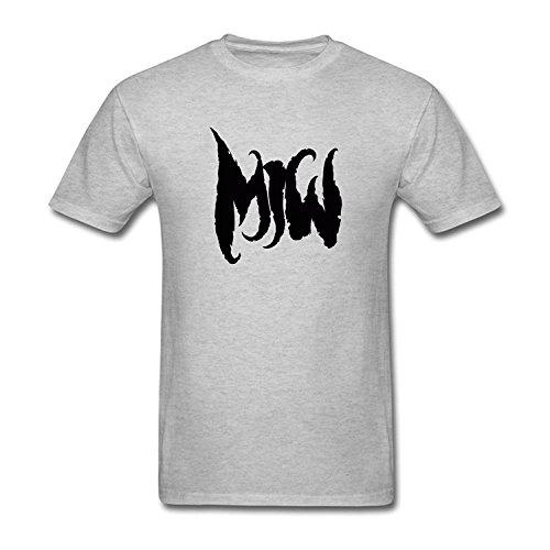 Men's Motionless In White Band Logo T-Shirt S ColorName Short Sleeve Medium