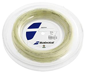 Buy BABOLAT Addiction Tennis String Reel (200m) by Babolat