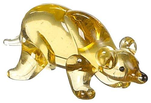 Ganz Miniature World Collectibles - Collectable Glass Bear