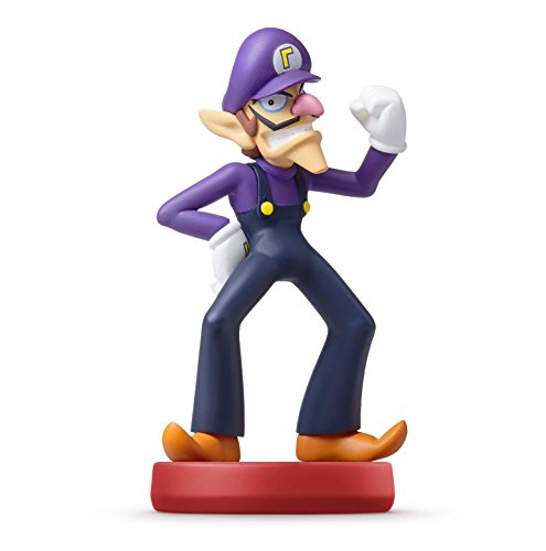 Nintendo Waluigi Amiibo