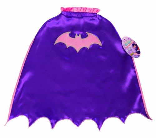 Batgirl Super Best Friends Cape With Puff Hanger at Gotham City Store