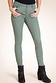 Indigo Collection Denim Jeggings