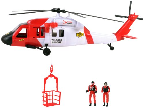 Giant USCG Black Hawk Helicopter Playset