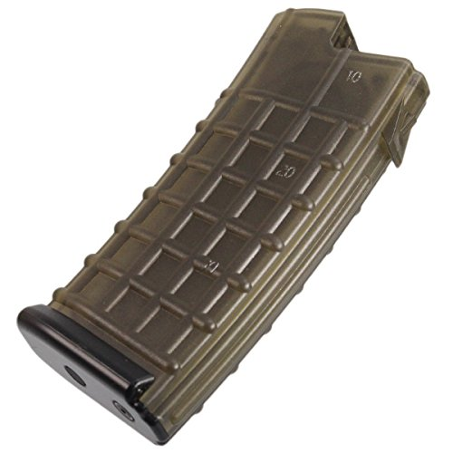 MAG 170rd AUG AEG Mid Cap Magazine for Airsoft Marui, Jing Gong, King Arms, CA [For Airsoft Only] (Aug Mid Cap compare prices)