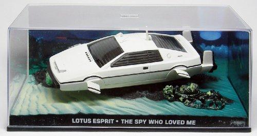 1/43 007 ボンドカー Lotus Esprit (潜水仕様) 私を愛したスパイ