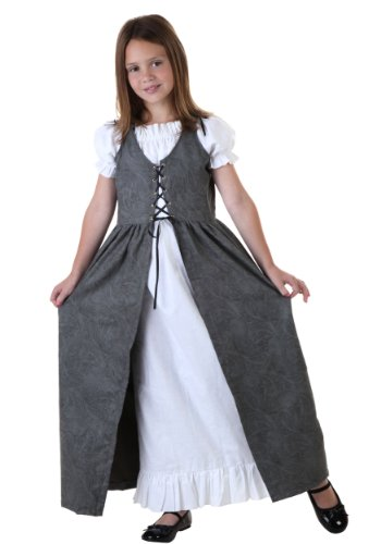 Big Girls' Renaissance Faire Costume