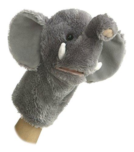 "Aurora World 10"" Elephant Puppet"