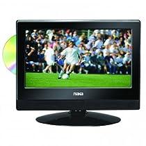 NAXNTD1354 - NAXA NTD1354 13.3 Widescreen LED HDTV DVD Combination