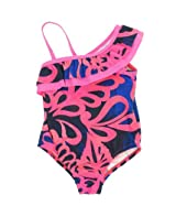 Osh Kosh Girl's One Piece Swimsuit