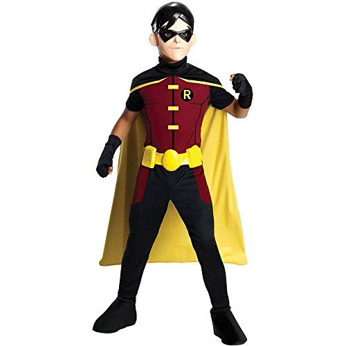 Young Justice Robin Kids Costume