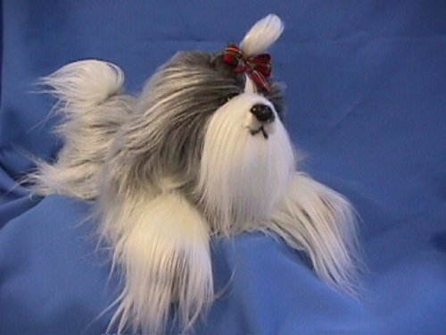 Yomiko Classic Shih Tzu Dog Plush Toy 14