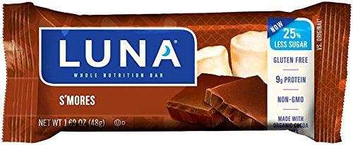 S'mores Luna Bar