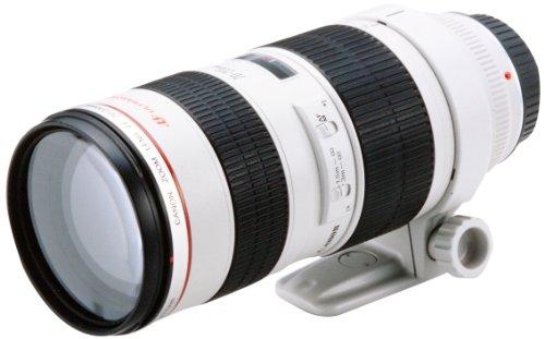 Canon EF 70-200 mm/1:2,8 L USM - Objetivo para Canon (distancia focal .