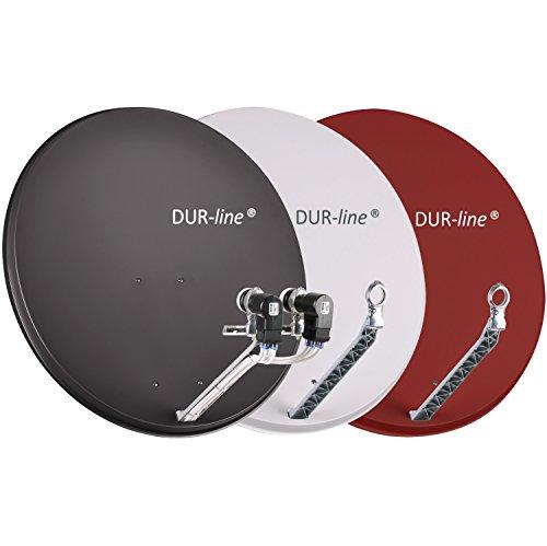 Dura-Sat GmbH & Co.KG. Select 85/90 Hellgrau