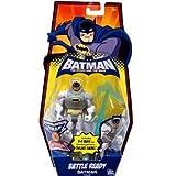 DC Batman Brave and the Bold Collectable Action Figure - Battle Ready Batman