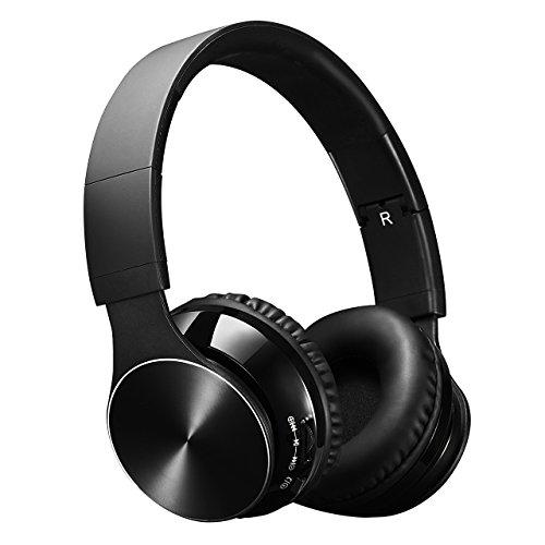 Cuffia-Bluetooth-OMorc-Stereo-Wireless-Pieghevole-Auricolari-Senza-Fili-Bluetooth-40-Cuffie-Microfono-con-Batteria-Ricaricabile-Funziona-8-Ore-per-iPhone-77-Plus6S65SSE-Galaxy-S6S6-EdgeS5S4-Huawei-P9-