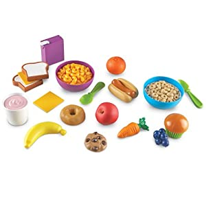 Learning Resources New Sprouts Munch It Food Set from Learning Resources