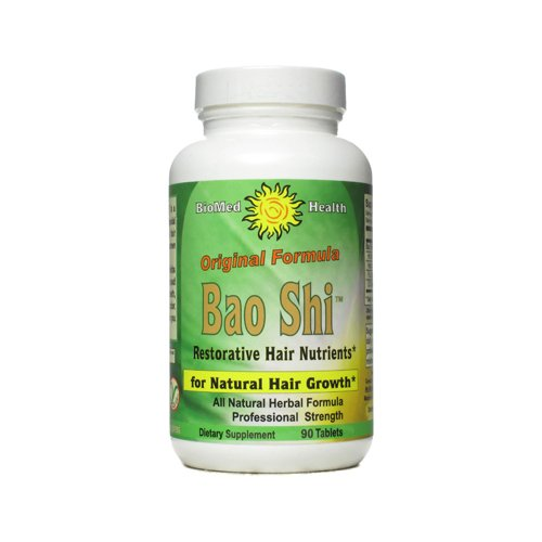 Biomed Health Bao Shi Restore Hair Nutrients - 90 Capsules