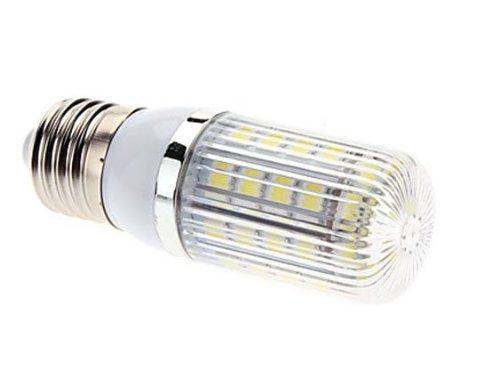 Factop Led Corn Bulb 85-265V E27 7W 36X5050Smd 560-630Lm 6000-6500K Light Color Natural White