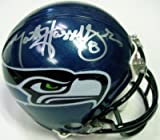 Matt Hasselbeck Autographed/Hand Signed Seattle Seahawks Mini Helmet at Amazon.com