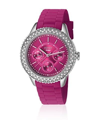 Esprit Reloj de cuarzo Woman Frambuesa 38 mm