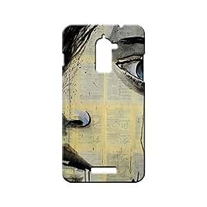 BLUEDIO Designer 3D Printed Back case cover for Coolpad Note 3 Lite - G1467