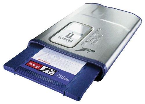 Iomega zIP lecteur externe uSb 30846400 z750USB a4, 750 mo, bloc d'alimentation & câble uSb